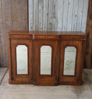 French console cabinet - SOLD
